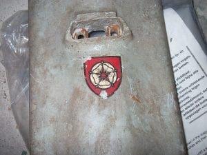 The original horncast sticker